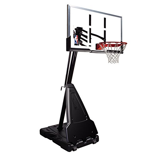 Spalding NBA Portable Basketball System - 54