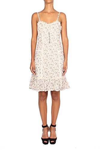 Pepe Jeans Women's Dress JAMIELEE - Off-White, XL (Pepe Dresses Jeans)