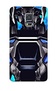 Catenaryoi High Quality Muvluv Case For Galaxy S5 / Perfect Case For Lovers