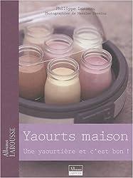 Yaourts maison : Une yaourtière et c'est bon !