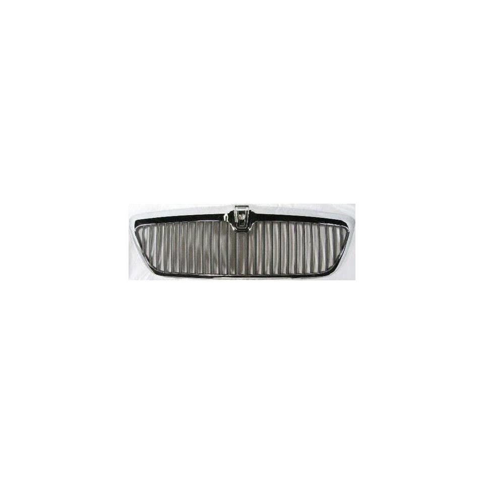 98 00 LINCOLN NAVIGATOR GRILLE SUV, Chrome & Gray (1998 98 1999 99 2000 00) LN4503 YL7Z8200AAB