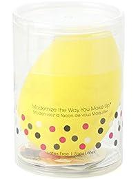 Take 1 Pcs Soft Makeup Sponge Blender Foundation Puff Flawless Powder Professional - Yellow save