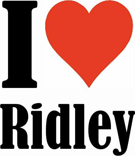 """Handyhülle iPhone 4 / 4S """"I Love Ridley"""" Hardcase Schutzhülle Handycover Smart Cover für Apple iPhone … in Weiß … Schlank und schön, das ist unser HardCase. Das Case wird mit einem Klick auf deinem Sm"""