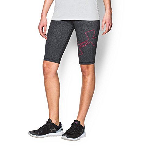 Under Armour UA Favorite Outline Knee XS Carbon Heather