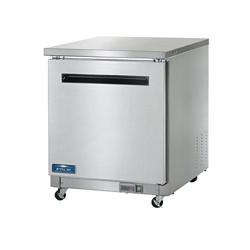Arctic Air AUC27F 27'' Undercounter Freezer - 6.5 cu. ft. by Arctic Air