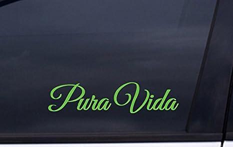 2f3ab712f6c8 Amazon.com : PURA VIDA Decal 2