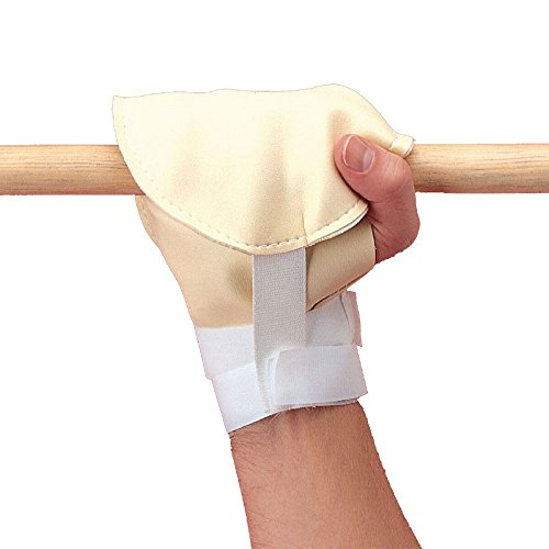 Sammons Preston Holding Mitt, Comfortable Jar Opener Glove for Limited Range of Motion and Weak Grasp, Grip Aid for Right or Left Handed Use, Small, 9'' Long by Sammons Preston