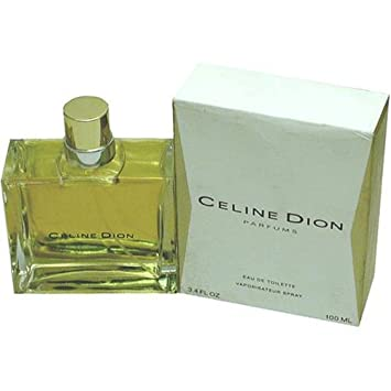 Celine Dion By Coty For Women. Eau De Toilette Spray 3.4 Ounces