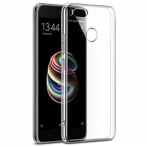 new product 5cba2 6e349 Baseus Xiaomi Mi A1 / 5X (2017) phone cover White: Amazon.in ...