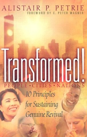 Transformed!: 10 Principles for Sustaining Real Revival