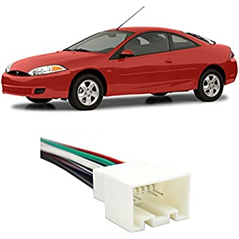 41Z94u0mCAL._SL500_AC_SS350_ amazon com fits mercury villager 1999 2002 factory stereo to
