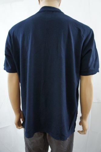 SlazengerHerren Poloshirt Blau Marineblau