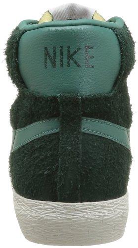 Nike Blazer Mid Prm Vntg Suede - Sneaker per herren PRo Green/Jade Glaze-JD GLZ-Sl