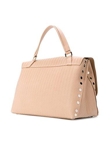 Zanellato Ladies 0613460v2 Borse In Pelle Rosa