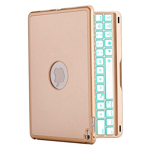 iPad Pro 9.7 Keyboard Case, iEGrow F8Spro Slim Clamshell ...