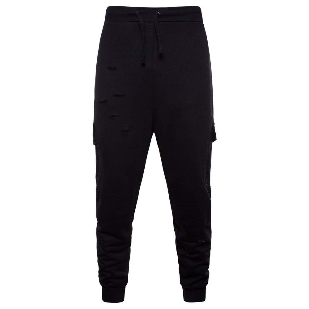 MOIKA Abbigliamento Uomo Uomini Autunno Inverno Tempo Libero Vestito Colore Puro Felpa Top Pantaloni Set Tuta