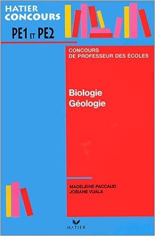 Lire un Biologie-géologie - concours de professeur des écoles pdf, epub ebook