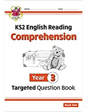 New KS2 English Targeted Question Book: Year 3 Reading Comprehension - Book 1 (with Answers)