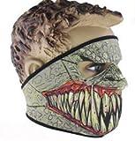 Breathable Neoprene Winter Ski Masks Full Face Mask for Biker Motorcycle Ski Snowboard Cycling