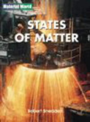 Materials All Around Us; Solids, Liquids & Gases Paperback (Material World) ebook