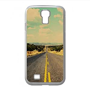 BR O70 Highway, Brazil Watercolor style Cover Samsung Galaxy S4 I9500 Case (Brazil Watercolor style Cover Samsung Galaxy S4 I9500 Case)