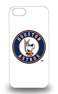 Iphone 5/5s Hard Back With Bumper Silicone Gel Tpu 3D PC Soft Case Cover MLB Houston Astros Logo ( Custom Picture iPhone 6, iPhone 6 PLUS, iPhone 5, iPhone 5S, iPhone 5C, iPhone 4, iPhone 4S,Galaxy S6,Galaxy S5,Galaxy S4,Galaxy S3,Note 3,iPad Mini-Mini 2,iPad Air )