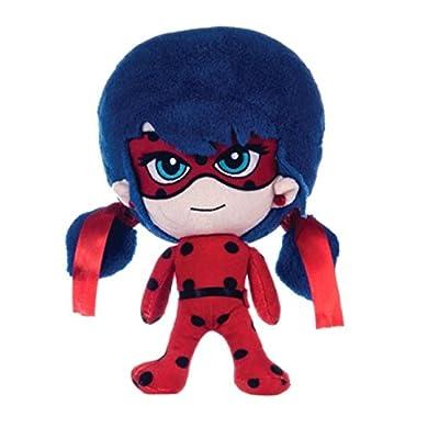 """10"""" Miraculous Ladybug Soft Plush Toy"""