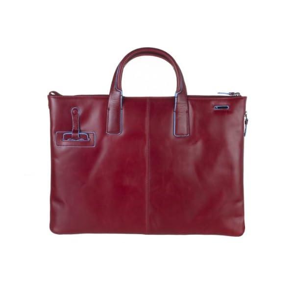 Piquadro Blue Square Collection CA1618B2 – portafoglio-valigetta in ... ef90a8906a8