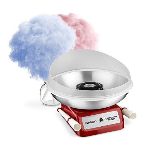 Cuisinart CCM-10 Cotton Candy Maker, Red