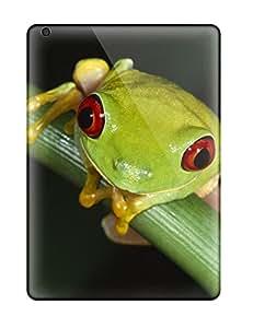 9934782K84304750 Ipad Air Hybrid Tpu Case Cover Silicon Bumper Frog
