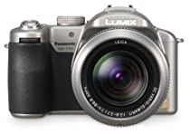 Panasonic DMC-FZ50S 10.1MP Digital Camera with 12x Optical Image Stabilized Zoom (Silver)