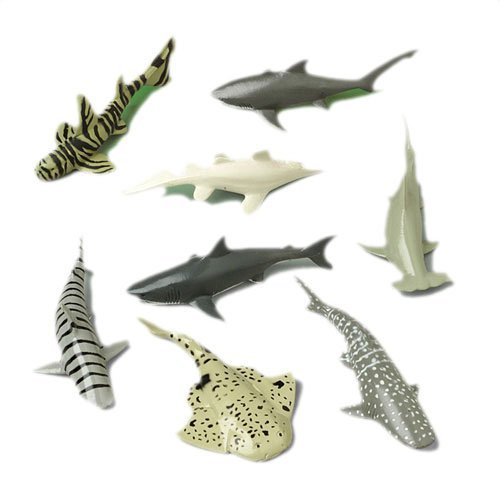 - Shark Toy Animals (12 Count)