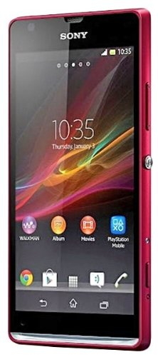 Sony Xperia SP C5302 Unlocked Phone--U.S. Warranty (Red) by Sony