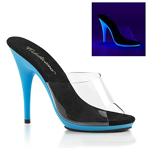 Fabulicious Women's Poise-501UV Platform Slide ()