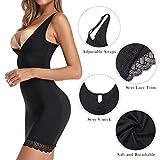 Full Slips for Women Under Dresses Tummy Control