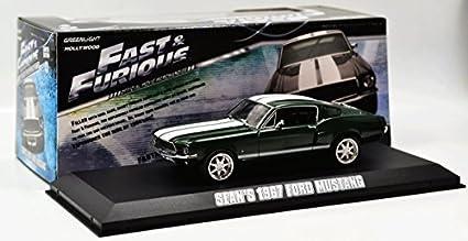 Amazon.com: GREENLIGHT 1:43 FAST & FURIOUS Tokyo Drift SEAN'S 1967 ...