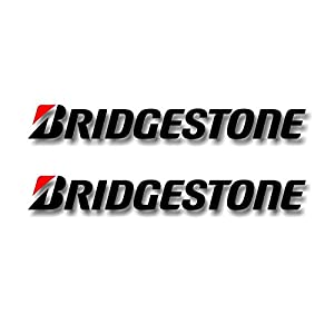"2 BRIDGESTONE 9"" Vinyl Sticker Decals Tyres Tires Golf Balls B330 RX Racing Decal Stickers"