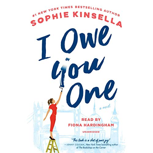 Pdf Fiction I Owe You One: A Novel