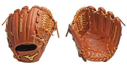Mizuno GMP650 Pro Limited Edition Baseball Fielder's Mitt (Chestnut, 11.50-Inch, Right Handed Throw)