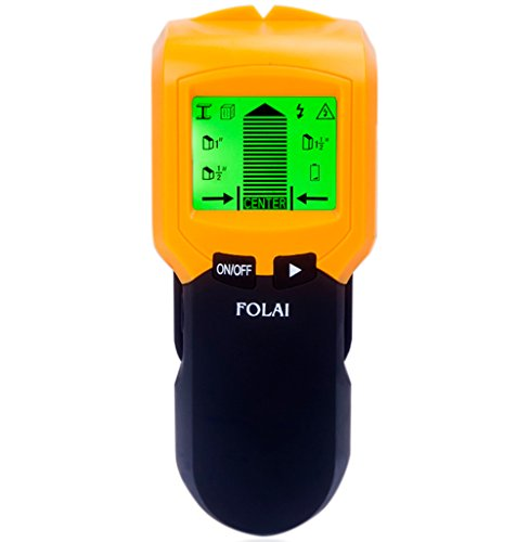 Stud Finders Wall finder Multi Function Center-Finding Stud Finder with Sound Warning for AC Wire, Metal, Wall Studs, Wood