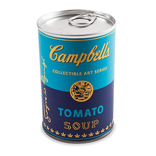Kidrobot Andy Warhol Campbell's Soup Blind Can Figure - One Figure (Andy Warhol Best Work)