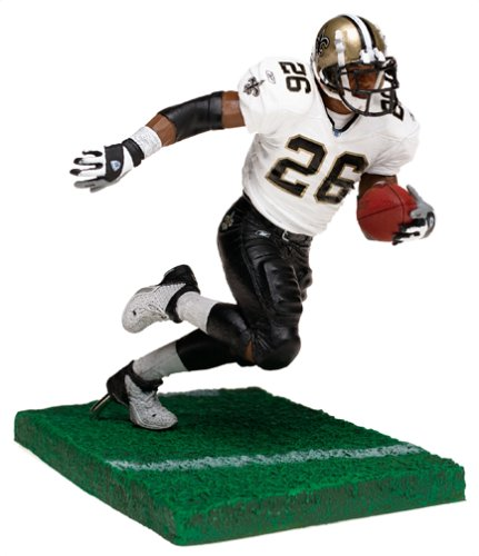 222a47f2512 Image Unavailable. Image not available for. Color: McFarlane Toys NFL  Sports Picks Series 6 Action Figure Deuce McAllister (New Orleans Saints)