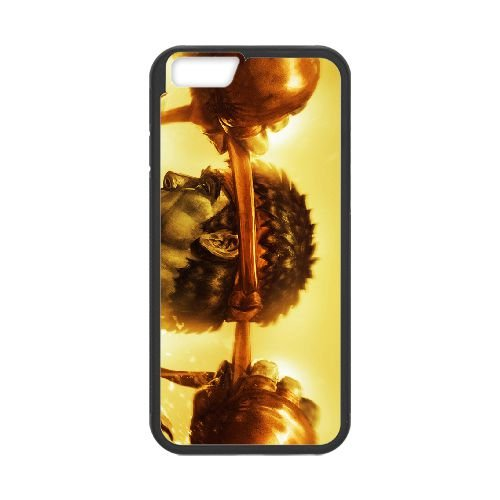 Street Fighter Iv 8 coque iPhone 6 Plus 5.5 Inch cellulaire cas coque de téléphone cas téléphone cellulaire noir couvercle EEECBCAAN02619
