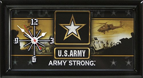 United States Army Wall Clock