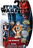 Star Wars Movie Heroes 2012 Action Figure MH21 Luke Skywalker 3.75 Inch