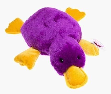 Amazon.com  Ty Beanie Buddies Patti - Platypus by Ty  Toys   Games 578327c64041
