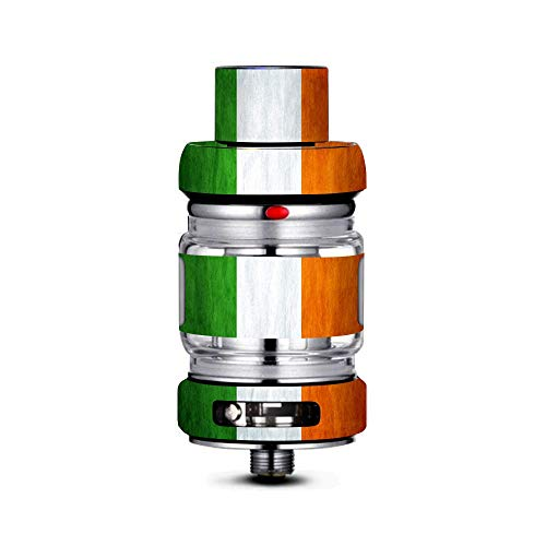 IT'S A SKIN Decal Vinyl Wrap Compatible with FreeMax Mesh Pro Tank/Irish Pride