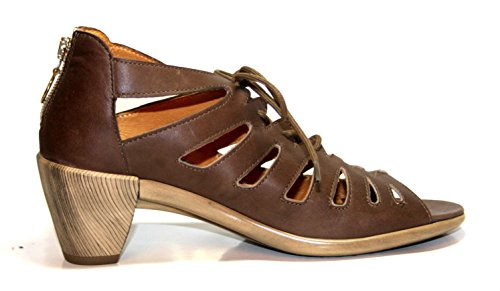 Theresia Muck - Sandalias de Vestir de cuero Mujer marrón - Marron - Braun (Wüste)