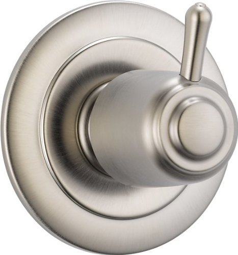 (Delta T11900-SS 6 Setting Diverter Trim, Stainless)