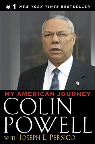 My American Journey by Colin Powell with Joseph E. Persico